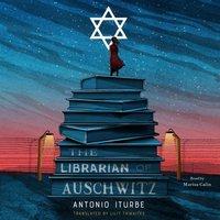 Librarian of Auschwitz - Antonio Iturbe - audiobook