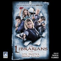 Librarians and the Mother Goose Chase - Greg Cox - audiobook