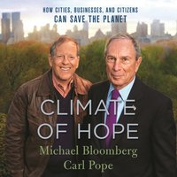 Climate of Hope - Michael Bloomberg - audiobook