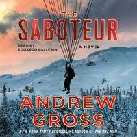 Saboteur - Andrew Gross - audiobook
