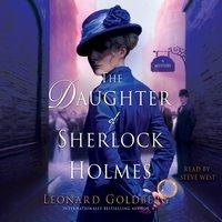 Daughter of Sherlock Holmes - Leonard Goldberg - audiobook
