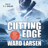 Cutting Edge - Ward Larsen - audiobook