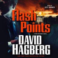 Flash Points - David Hagberg - audiobook