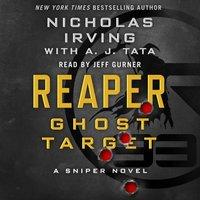 Reaper: Ghost Target - Nicholas Irving - audiobook