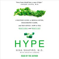Hype - MD Nina Shapiro - audiobook