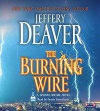 Burning Wire - Jeffery Deaver - audiobook