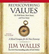 Rediscovering Values - Jim Wallis - audiobook