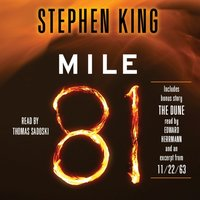 Mile 81 - Stephen King - audiobook