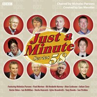 Just A Minute: Series 58 (Complete) - Ian Messiter - audiobook