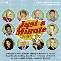 Just A Minute: Series 57 (Complete) - Ian Messiter - audiobook