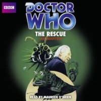 Doctor Who: The Rescue - Ian Marter - audiobook