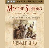 Man & Superman - Bernard Shaw - audiobook