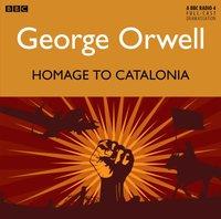 Homage To Catalonia - George Orwell - audiobook