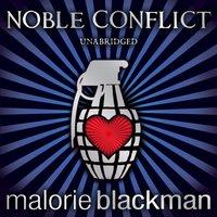 Noble Conflict - Malorie Blackman - audiobook