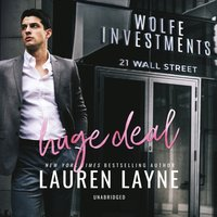 Huge Deal - Lauren Layne - audiobook