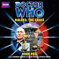 Doctor Who Daleks: The Chase - John Peel - audiobook