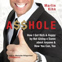 A$$hole - Martin Kihn - audiobook