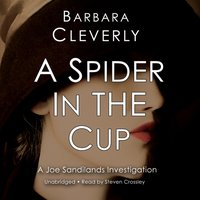 Spider in the Cup - Barbara Cleverly - audiobook