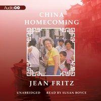 China Homecoming - Jean Fritz - audiobook
