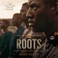 Roots - Alex Haley - audiobook