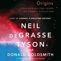 Origins - Neil deGrasse Tyson - audiobook