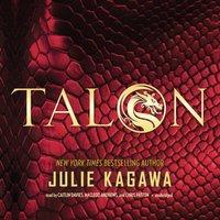 Talon - Julie Kagawa - audiobook