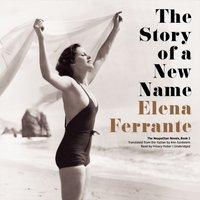 Story of a New Name - Elena Ferrante - audiobook