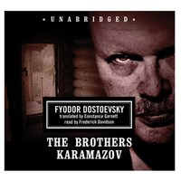 Brothers Karamazov - Fyodor Dostoevsky - audiobook