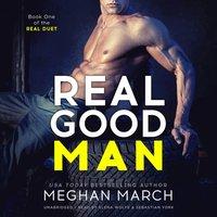 Real Good Man - Meghan March - audiobook