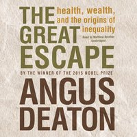 Great Escape - Angus Deaton - audiobook