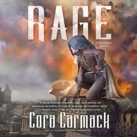Rage - Cora Carmack - audiobook