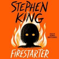Firestarter - Stephen King - audiobook
