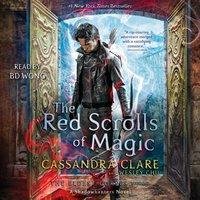 Red Scrolls of Magic - Cassandra Clare - audiobook