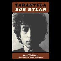 Tarantula - Bob Dylan - audiobook