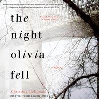 Night Olivia Fell - Christina McDonald - audiobook