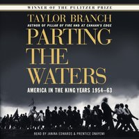 Parting the Waters - Taylor Branch - audiobook