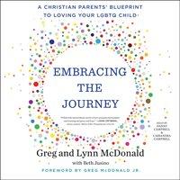 Embracing the Journey - Greg McDonald - audiobook