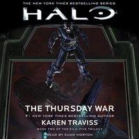 Halo: The Thursday War - Karen Traviss - audiobook