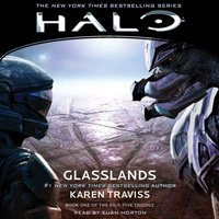 Halo: Glasslands - Karen Traviss - audiobook