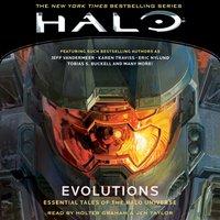 Halo: Evolutions - Opracowanie zbiorowe - audiobook