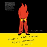 Riots I Have Known - Ryan Chapman - audiobook
