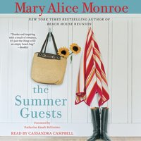 Summer Guests - Mary Alice Monroe - audiobook
