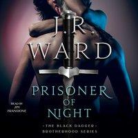 Prisoner of Night - J.R. Ward - audiobook