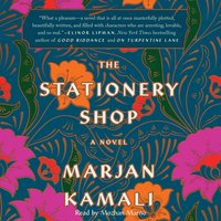 Stationery Shop - Marjan Kamali - audiobook
