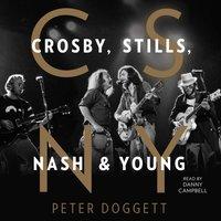 CSNY - Peter Doggett - audiobook