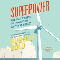 Superpower - Russell Gold - audiobook