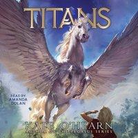 Titans - Kate O'Hearn - audiobook