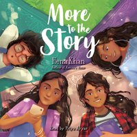 More to the Story - Hena Khan - audiobook