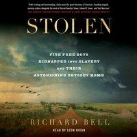 Stolen - Richard Bell - audiobook