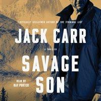 Savage Son - Jack Carr - audiobook